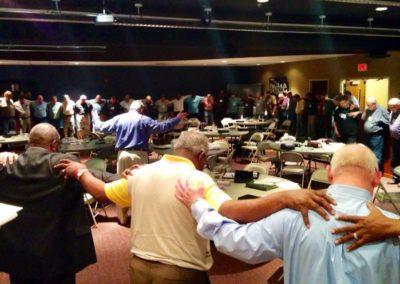 Prayer Huddle - AL