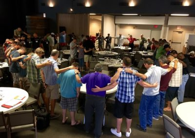 Prayer Huddle - AZ