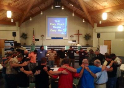 Prayer Huddle - FL