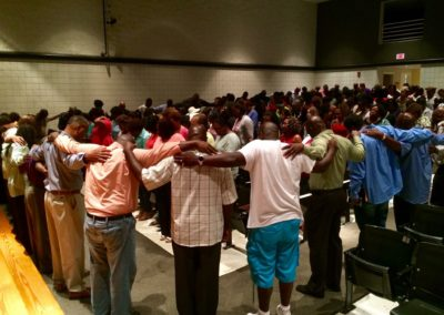 Prayer Huddle - FMBC