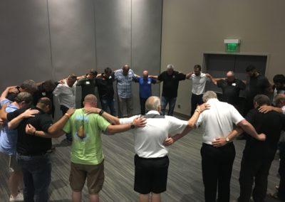 Prayer Huddle - Greenville, SC
