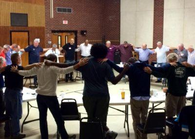 Prayer Huddle - NC